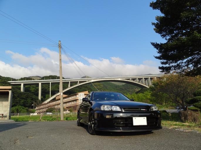SKYLINE'12_beppu myouban bridge.JPG