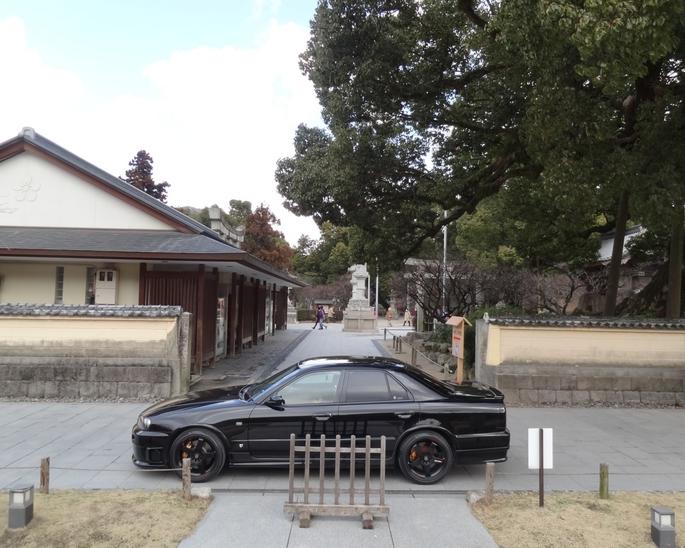 SKYLINE'12_dazaifu shrine.JPG
