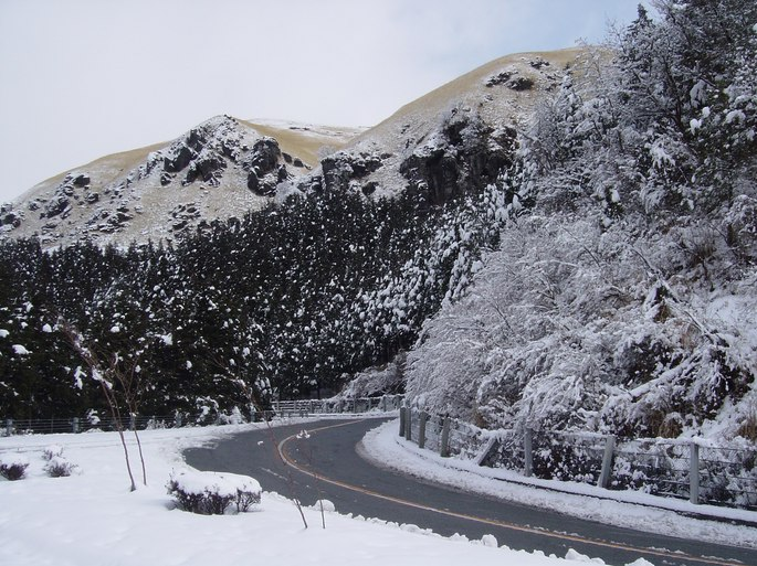 snow Mt.